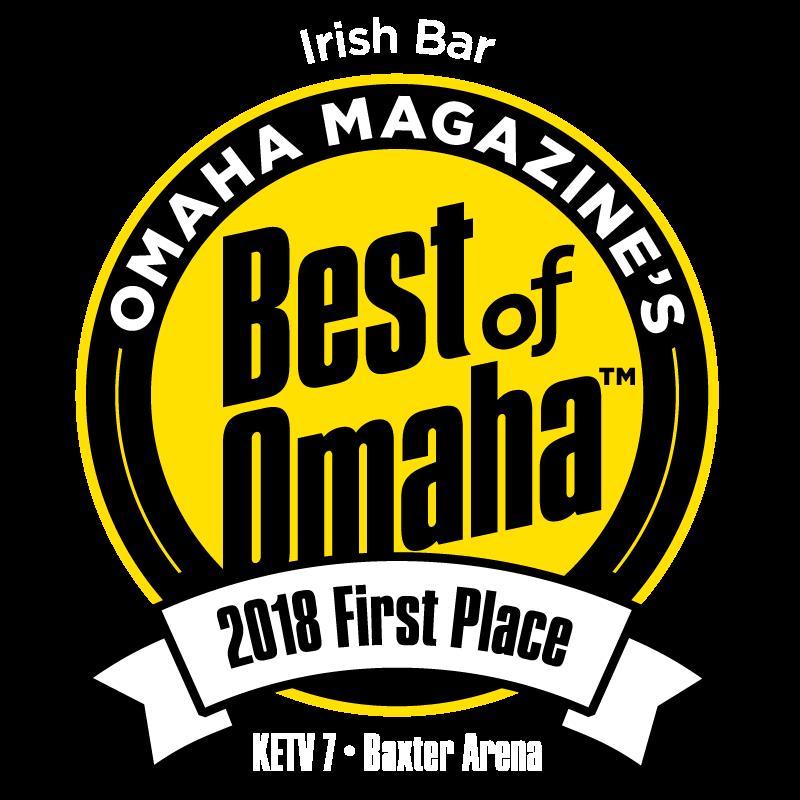 Barrett's Best of Omaha - Irish Bar