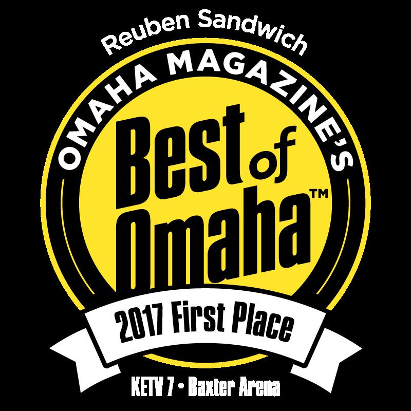 Barrett's Best of Omaha - Reuben